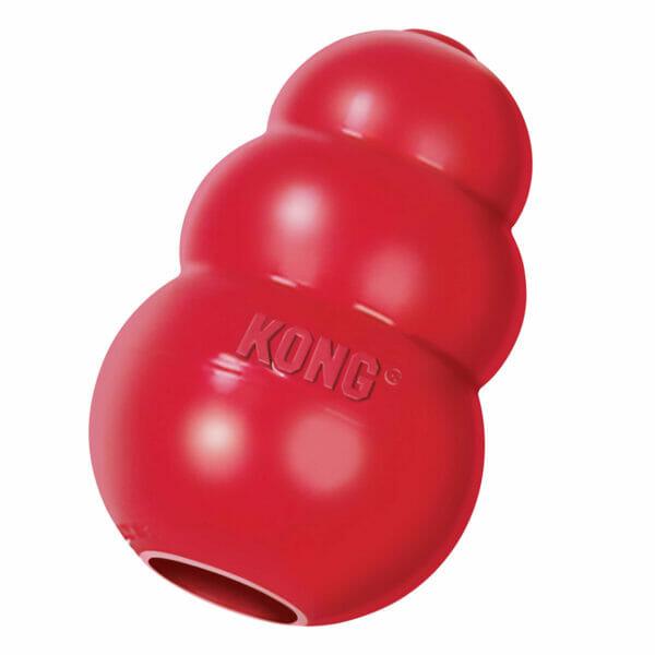 Kong Classic dog chew treat toy