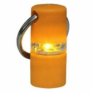 Restores safety for you and your dog to walk at night, especially in winter. Lights up from all directions.