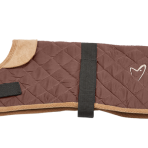 The Gor Pets Worcester Coat is a fantastic stylish quilted dog coat. Water resistant with velcro fastenings and quilted for warmth.